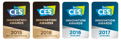 CES innovation award for Soteria analytics camera
