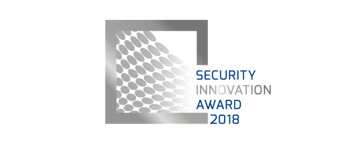 security innovation award for Soteria analytics award