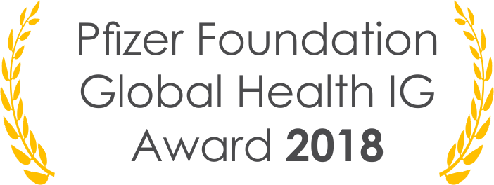 UE LifeSciences wins Pfizer Foundation Award 2018
