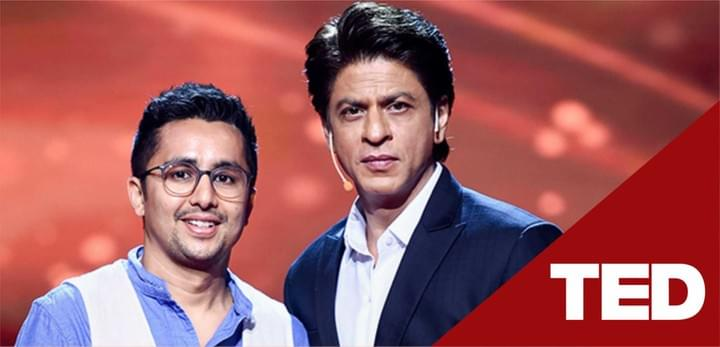 TED Talks with Shahrukh Khan on iBreastExam