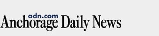 Anchorage Daily News  and adn.com logo/masthead
