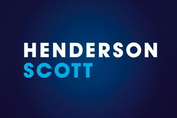 Henderson Scott Logo - Recruitment specialists across core technical markets globally.
