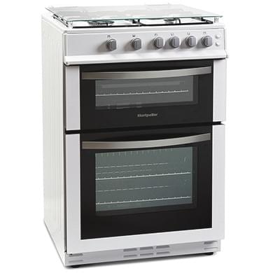 Montpellier Gas Double Oven MDG600W
