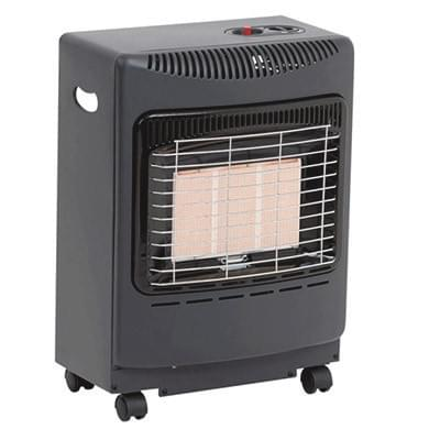 Lifestyle Mini LPG Portable Heater