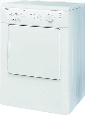 Beko DRVT61W Vented Tumble Dryer