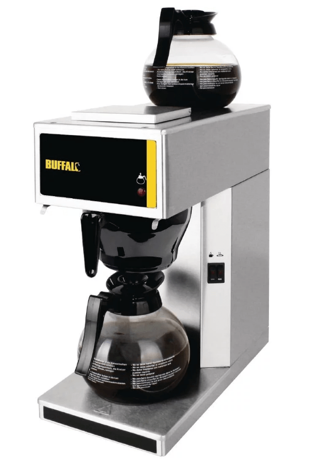 Buffalo G108 Coffee Machine in stock at M&G Energy