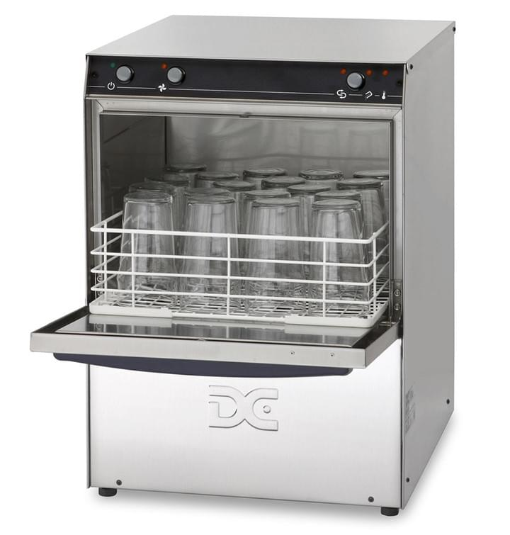 DC Front Loading Glass Washer in stock at M&G Energy