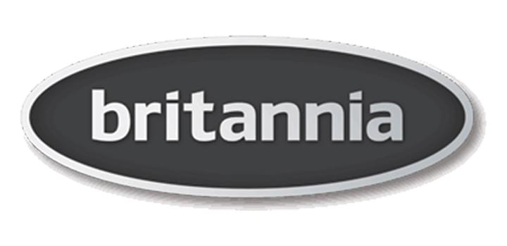 britannia products in stock at M&G Energy