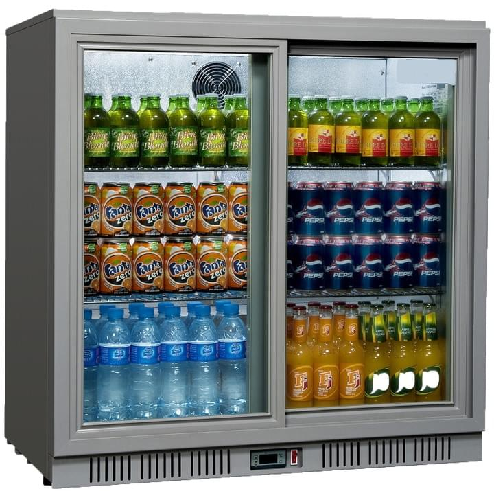 Sterling Pro Bottle Cooler cabinet fridges in stock at M&G Energy
