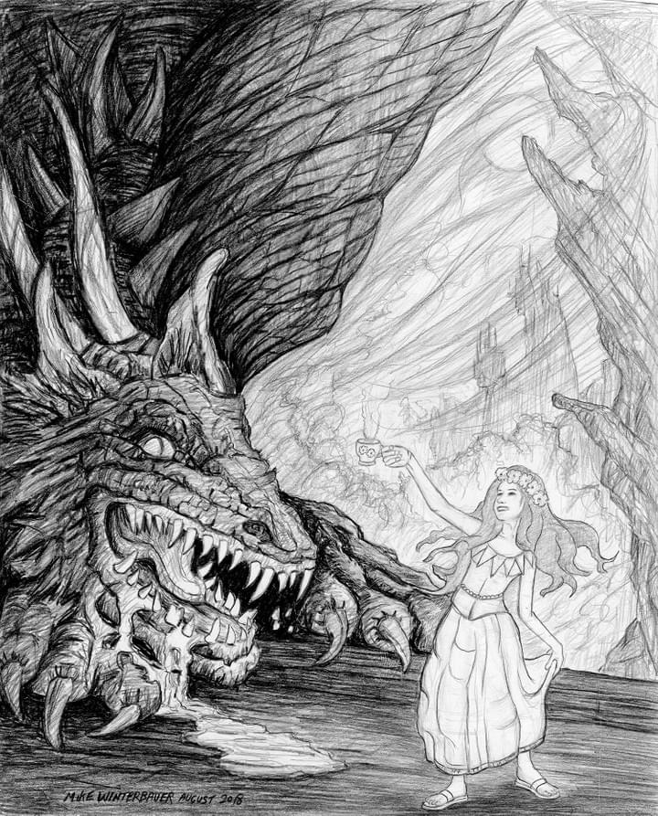 Tea With the DragonFly Lord!