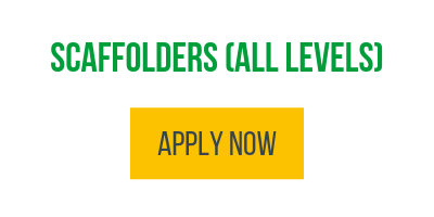 Hiring scaffolders (all levels)