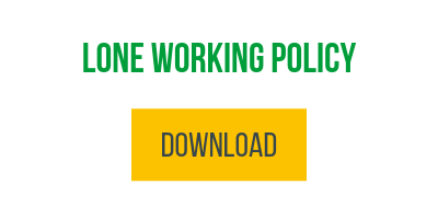 Lone working policy