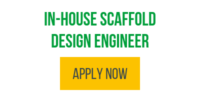 Hiring in-house scaffold design engineer