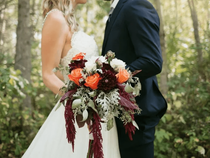 Sylvan Lake Wedding Florist