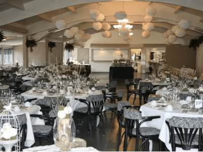 Sylvan Lake Wedding Venue
