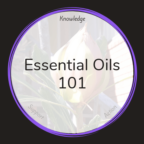 Essential Oils 101 with Essential Life Empowerment