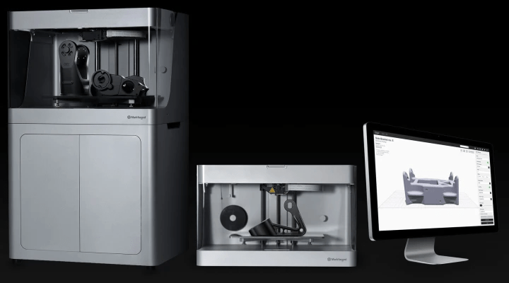 SCEI is a distributor of 3D FDM printer such as Markforged and Roboze