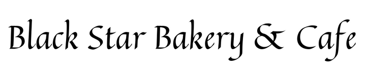 Black Star Bakery & Cafe