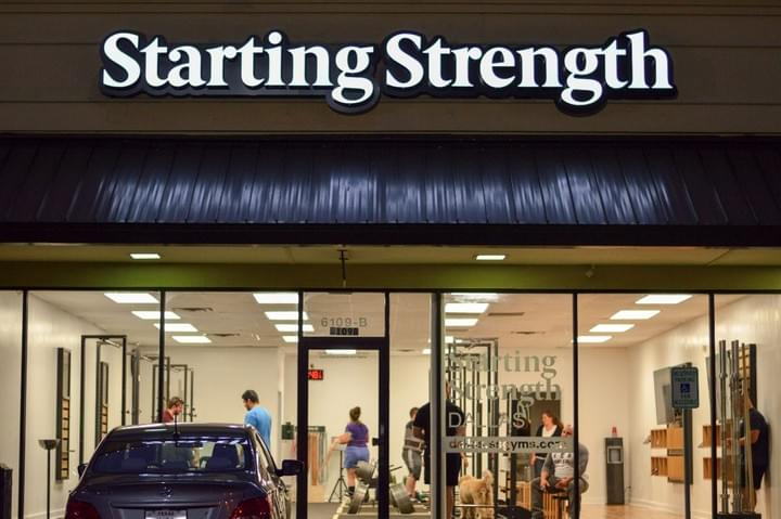 Our real estate partners will help you find the perfect location for your Starting Strength Gym