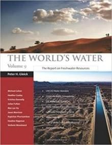 The World's Water Vol. 9 (Pacific Institute, Oakland, 2017)