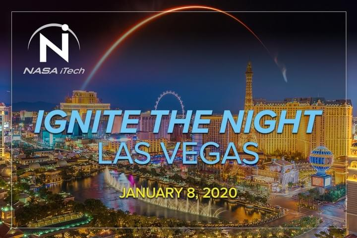 Las Vegas July 2020 Events.Attend An Event Nasa Itech Initiative To Find Innovative
