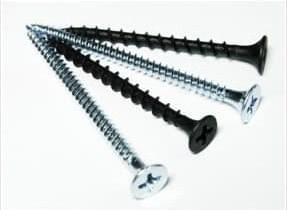 Drywall screws is kind of common and special decoration tool. Easy for use and good for fastening.