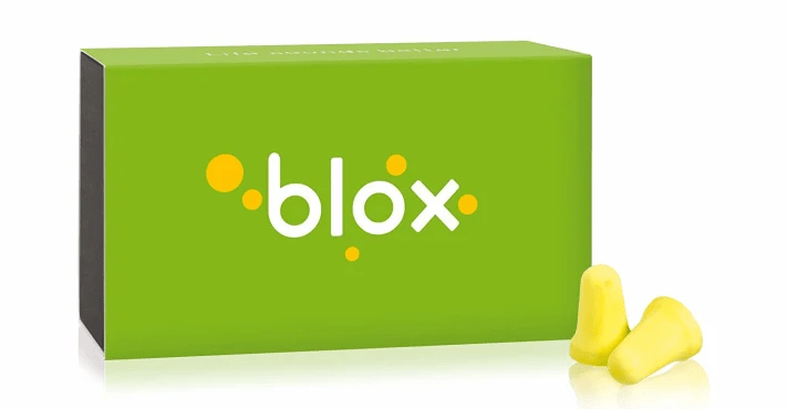 blox mousse conique