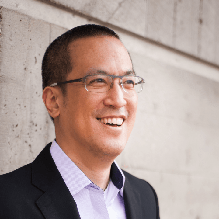 Larry Yu business writer specializing in thought leadership