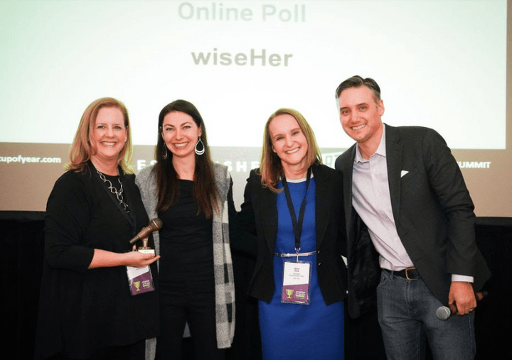 2019 Summit People's Choice Winner WiseHer