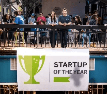 Startup of the Year Lives On with Virtual Pitch Competition