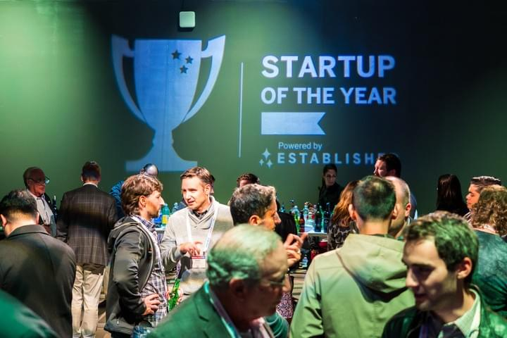 Top 100 Semifinalists Startup of the Year 2019
