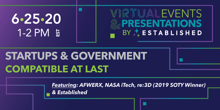 Established Presents Startups & Government