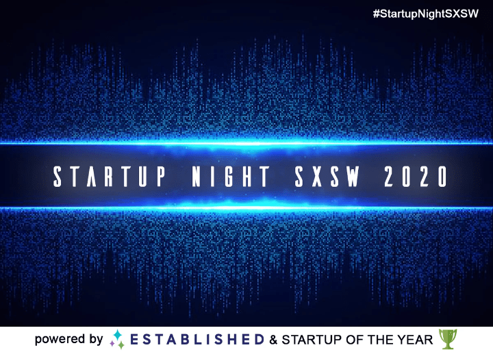 2020 startup of the year application
