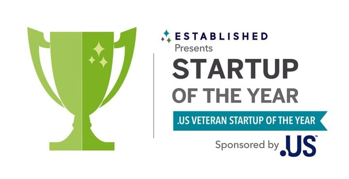 $10K cash prize for .US Veteran Startup of the Year