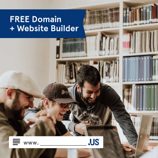 Free .US Domain Offer