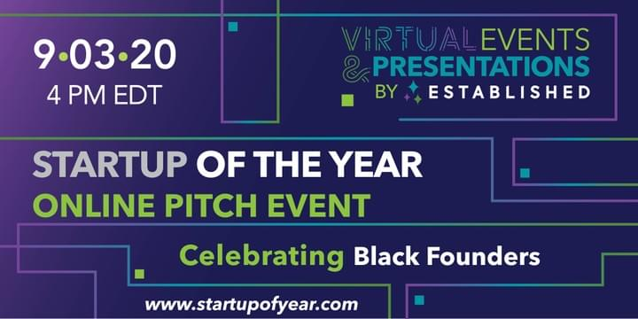Startup of the Year Pitch Competition Celebrates Black Founders