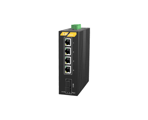 SH-G0104 Gigabit Industrial Switch