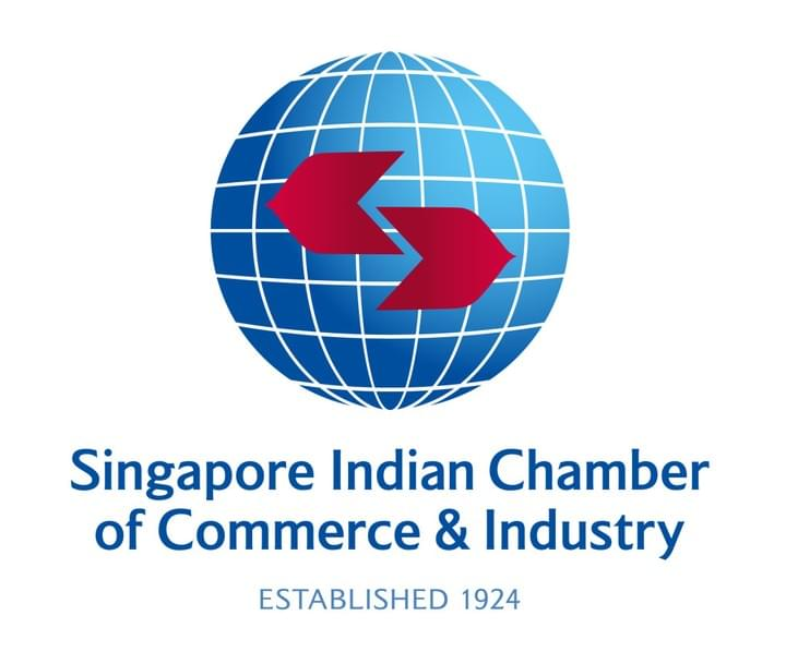 Singapore indian chamber of commerce and industry logo