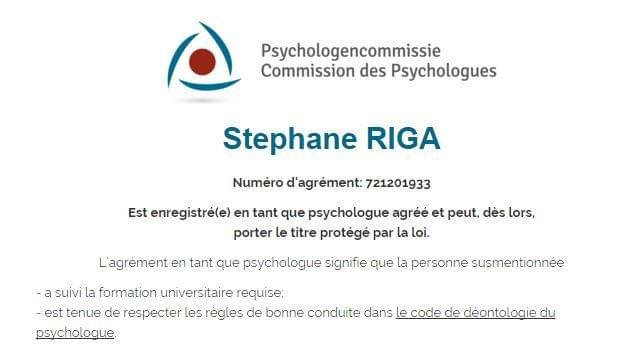 Commission des psychologues