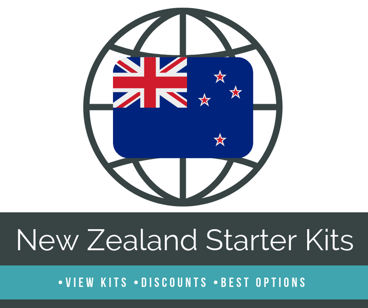 doTERRA New Zealand Wellness Advocate Websites