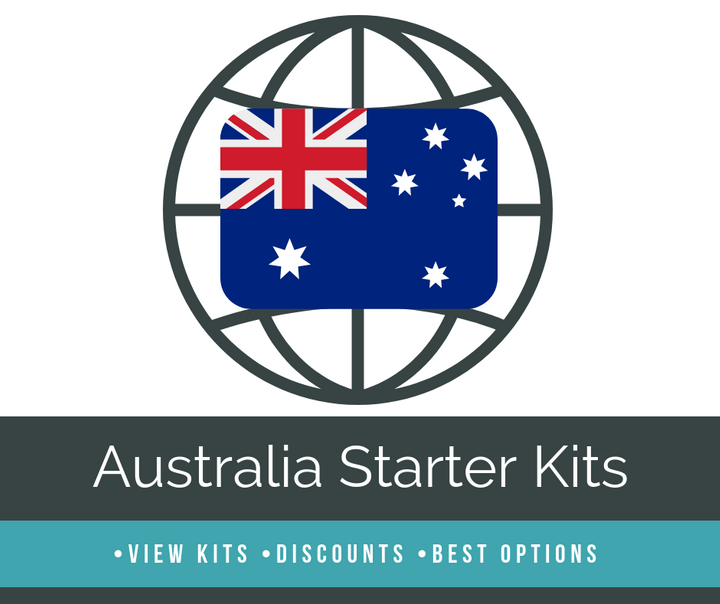 Australia doTERRA Wellness Advocate Websites