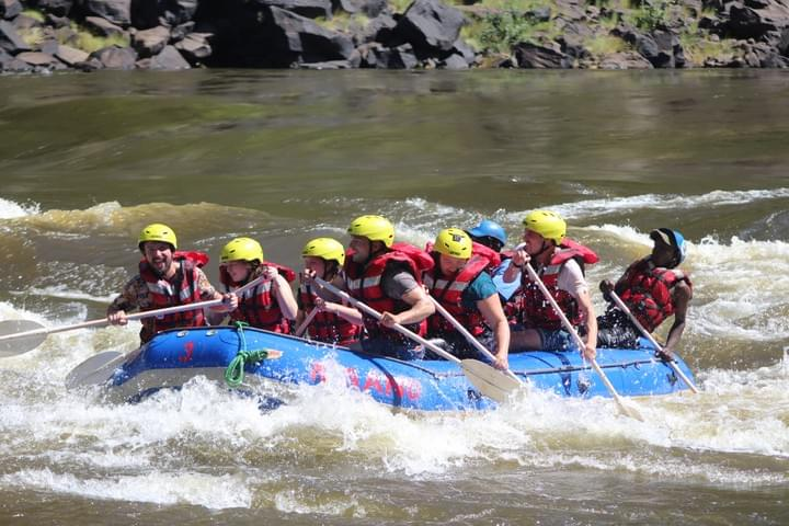 Zambezi River Rafting, Best Place for white water rafting in the world, Victoria Falls