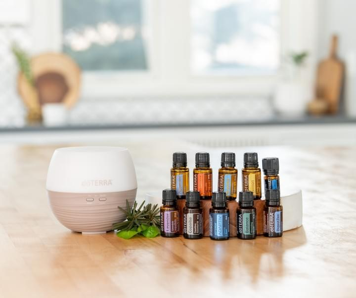 doTERRA Healthy Essentials Kit