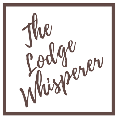 The Lodge Whisperer logo