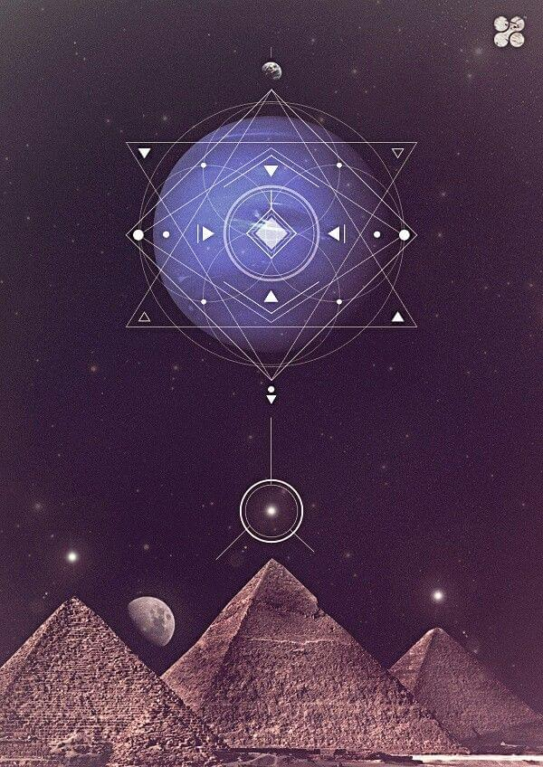 Infinite Healing From The Stars Pyramid Healing