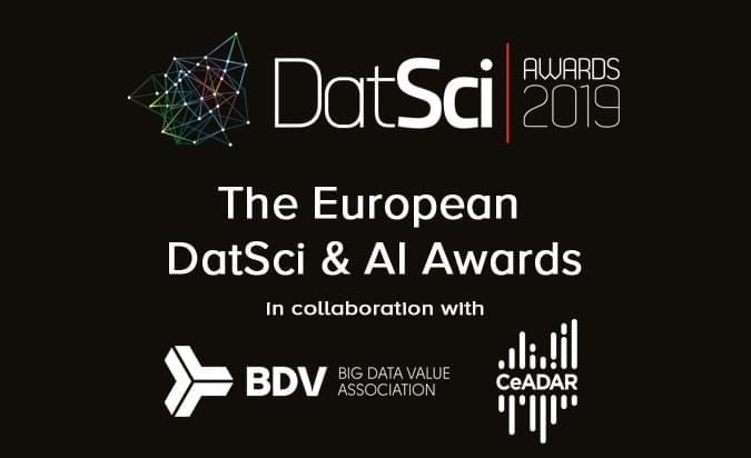 Meet fourTheorem at the DatSci Awards September 2019