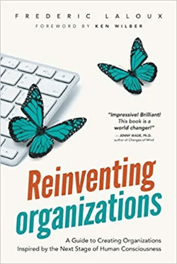 Books On Culture - Reinventing Organisations