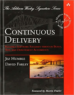 Books on Technology - Continuous Delivery