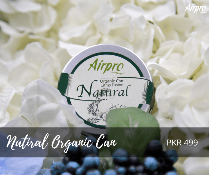 Airpro Natural Organic Can
