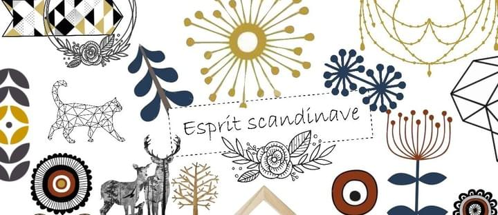 esprit scandinave - margaux creation - scrapbookin - planner